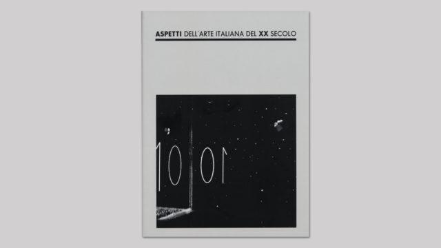 Aspetti dell'arte italiana del XX secolo