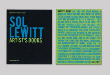 Artist's Books by Sol Lewitt