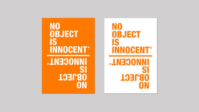 No object is innocent