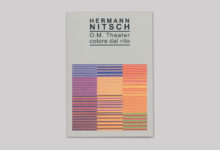 Herman Nitsch O.M Theater colore dal rito