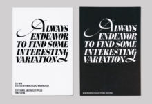 ED/MN edited by Maurizio Nannucci