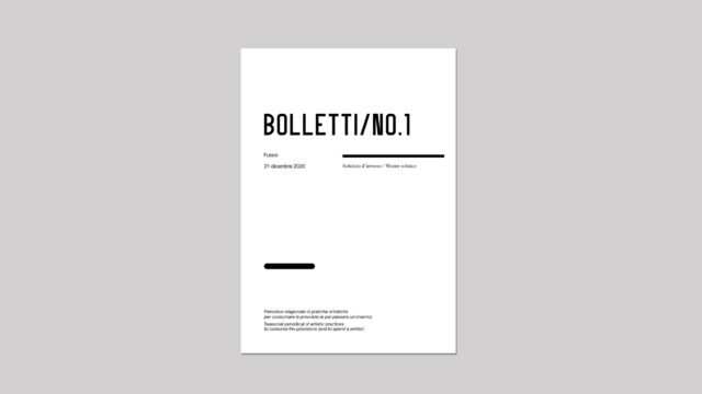 Bolletti/no.1